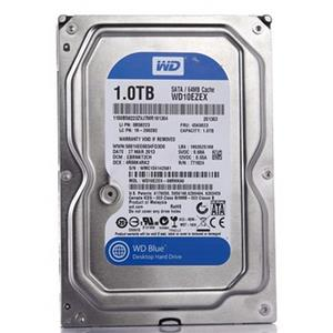 Western Digital WD10EZEX Blue 1TB 64MB Cache Internal Hard Drive